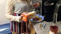Drunk Wife Makes Grilled Cheeses