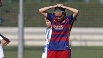 FCB Femení (League): FC Barcelona-Sporting Huelva (1-1)