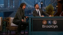 Howard Stern and Jimmy Kimmel Talk to the Wack Pack