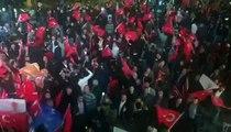 AK Partiler Trabzon'da seçim zaferini kutladı