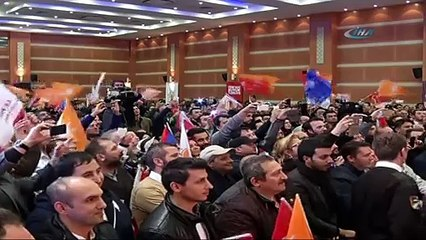 AK Parti'de zafer kutlamaları