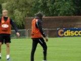 girondins , entrainement du 01/05/2007