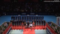 Rafael Nadal's speech at the Trophy Ceremony of Swiss Indoors Basel 2015.