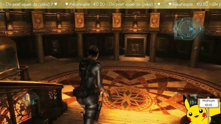 [Rediff] Resident Evil : Revelations - 5 de 6 - 01/11/2015 - TheMissAddict