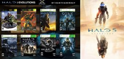 Halo series - Halo 5: Guardians, Halo: The Master Chief Collection, Halo 3: ODST, Halo: Reach, Halo Wars and more.
