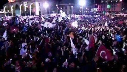 Davutoğlu'ndan AK Parti'ye oy vermeyenlere mesaj