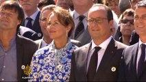 Hollande's China trip key to global climate talks