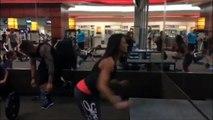 CHRISTINA VARGAS - 2X IFBB Bikini Olympian: Lower Body Workouts: Legs, Thighs and Butt @ U