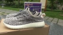 Authentic Adidas Yeezy 350 Boost Low Grey GS Review from www.kicksontrade.ru