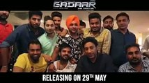 Gadaar II The Traitor II Releasing 29 May II Harbhajan Maan II New Movie II Promotion
