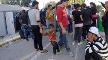 Lesvos 2015. Odyssey of a Syrian refugee