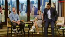 Alexander Skarsgard Interview - The Diary of a Teenage Girl - Live with Kelly and Michael 2015