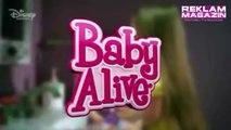 Baby Alive Diş Fırçalayan Bebeğim Oyuncak Bebek Reklamı