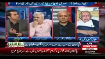 Arif Hameed Bhatti Lashes Out Siddique Baloch And PMLN