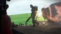 Edge of Tomorrow - Behind the Scenes - Tom Cruise, Emily Blunt