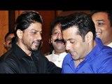 Salman Khan's Wishes Shahrukh Khan On His 50th Birthday!