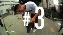 5 Tricks - Nothing Front Bike Flip - #RidingZone