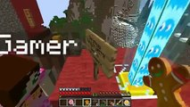 Pat and Jen PopularMMOs Minecraft THE CANDY TREASURE HALLOWEEN CANDY Custom Map [4]