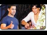 After Salman, Aamir Khan Wishes Shahrukh Khan On His 50th Birthday