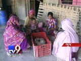 Muslim Potters Making Diyas Ahead Of Diwali, Kutch - Tv9 Gujarati