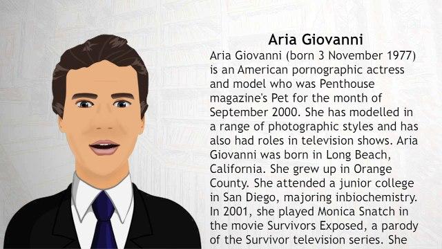 Aria Giovanni