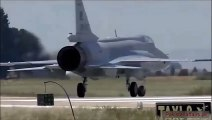 JF 17 Thunder In Action