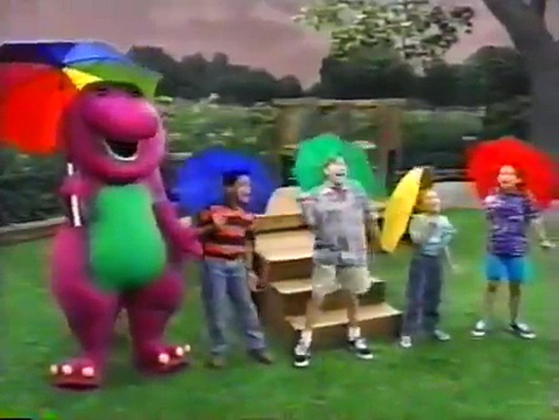 Barney & Friends: Its a Rainy Day! (Season 5, Episode 16)