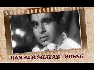 Dlip Kumar mixes reel and real life - Ram Aur Shayam
