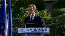 Nicolas Sarkozy : La France a toujours été du côté des dictateurs