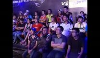 Boxing Trận 2 : Vũ Thị Thùy Dung (Thái Bình) VS Hà Thị Linh (Hà Nội)