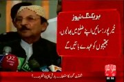 LG polls: Qaim Ali Shah decided to appoint his nephews for Chairman in Khairpur