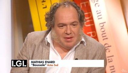 Mathias Enard à propos de son roman Boussole : une passerelle entre l'Orient et l'Occident
