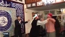AK Parti zaferine Zikirli kutlama