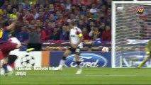 [LOL EXA] Leo Messi – Top 10 UEFA Champions League goals