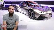 Yamaha Sports Ride Concept : le coupé innovant présenté à Tokyo