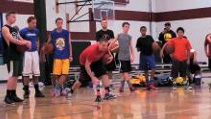 John Wall Basketball Speed Attack Drill