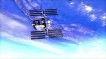 Internationale Raumstation - Außenposten im All (Videografik)