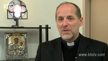 Mgr Renauld de Dinechin, nouvel évêque de Soissons