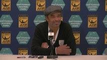 """Coupe Davis - Yannick Noah : """"Je mettrai les joueurs qui sont en forme"""""""