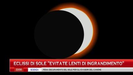 Eclissi di sole 20 marzo 2015 | Parodia