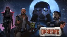 Star Wars Uprising Intro/Trailer For Mobile (iOS/Android) | New Jedi MMO From Star Wars Universe !