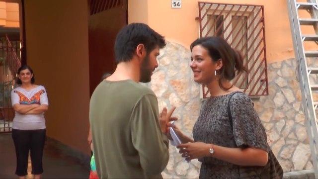 """Casal di principe (CE) - Backstage del film """"Sotto copertura"""" (08.09.14)"""