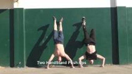 Street Workout Challenge #3