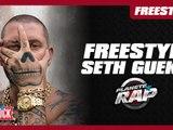 Freestyle de Seth Gueko en live dans Planète Rap !