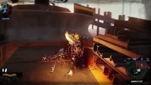 Infamous Second Son Gameplay Walkthrough Part 4 - Catching Smoke (PS4)