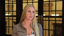 Holly Holm says she'll be ready for spotlight if she beats Rousey