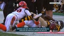 "Rodada ""assombrada"" na NFL"