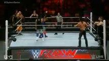Team Roman Reigns vs Team Seth Rollins Traditional Elimination Match WWE Monday Night Raw 2nd November 2015 02/11/2015 Full Video
