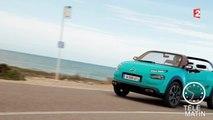 Auto - Nouveau concept car Citroën cactus M - 2015/11/03