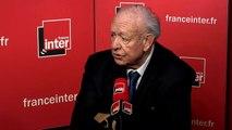 "Jean-Claude Gaudin : ""La Garde des Sceaux a un talent oratoire extraordinaire"""